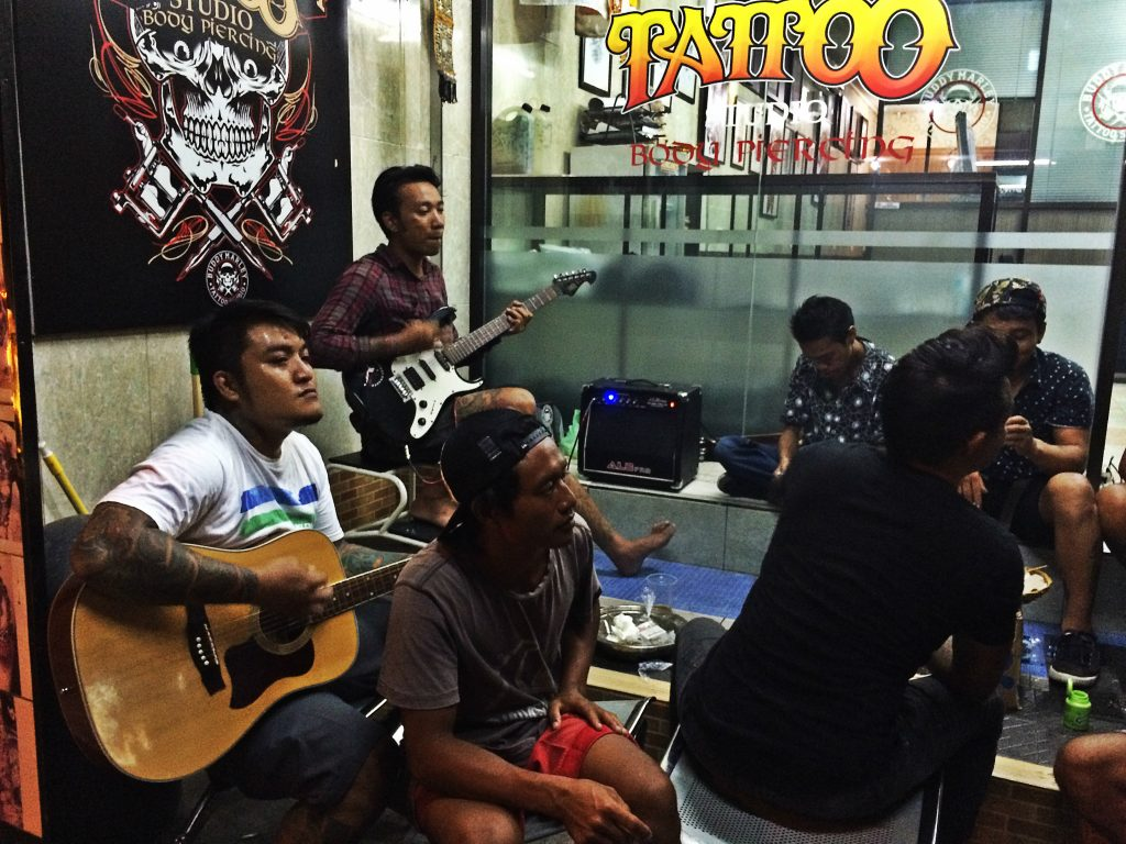Musik-Bali