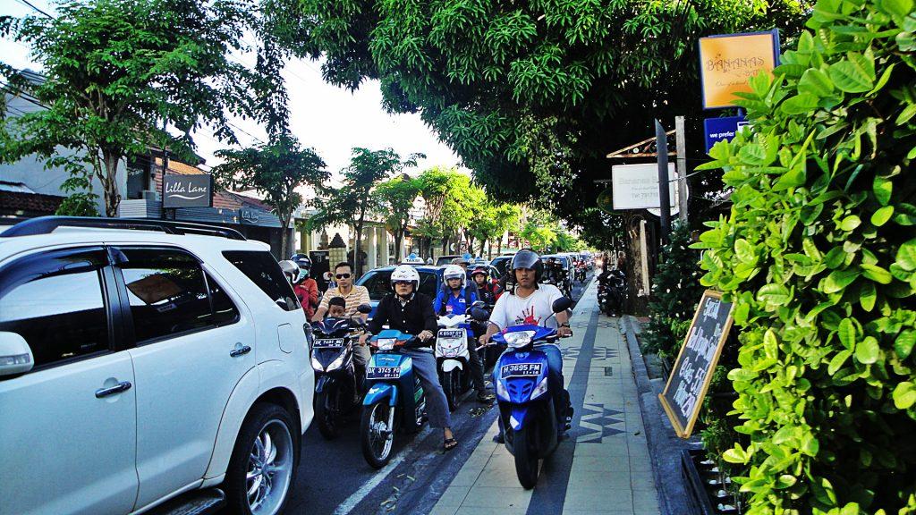 verkehrs Bali